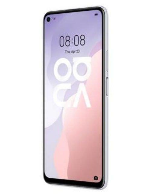 هاتف هواوي نوفا 7 إس إي، 5 جي، سعة 128 جيجابايت، لون فضي