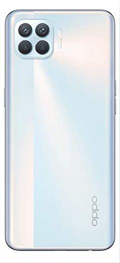 هاتف أوبو أي 93، الجيل الرابع، 128 جيجابايت، لون أبيض معدني