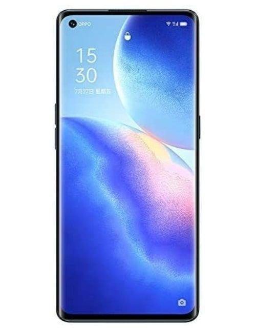 هاتف أوبو رينو 5 برو، 5 جي، 256 جيجابايت، لون أسود