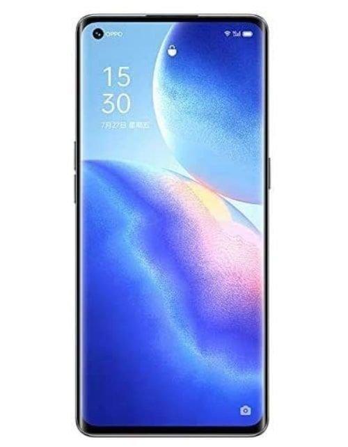 هاتف أوبو رينو 5 برو، 5 جي، 256 جيجابايت، لون فضي