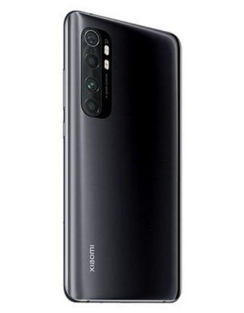 هاتف شاومي مي 10 نوت لايت، 4G، سعة 128 جيجابايت، 8 جيجابايت رام، أسود