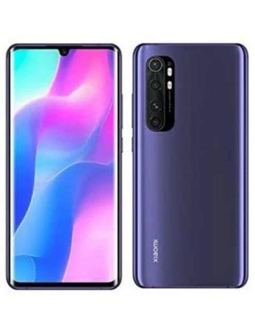 هاتف شاومي مي 10 نوت لايت، 4G، سعة 128 جيجابايت، رام 8GB، لون بنفسجي