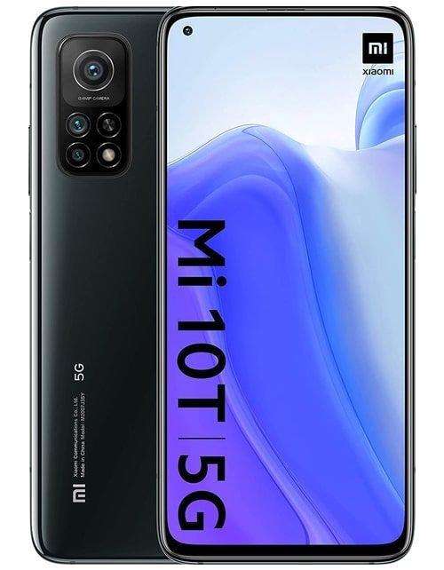 هاتف شاومي مي T10، الجيل الخامس، 128 جيجابايت، رام 8GB، لون أسود