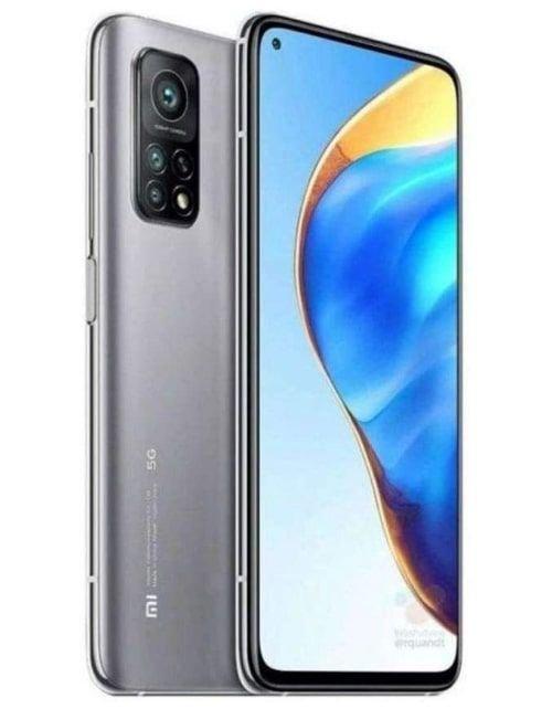 هاتف شاومي مي T10، الجيل الخامس، 128 جيجابايت، رام 8GB، لون فضي