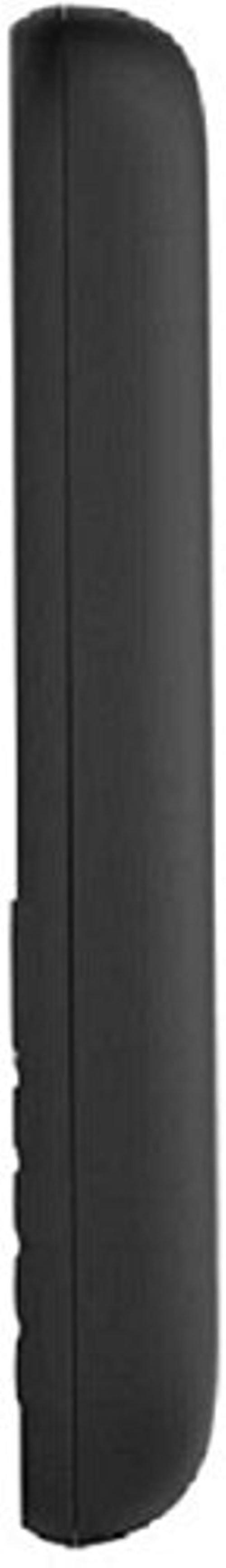 هاتف نوكيا 105 بشريحتين، الجيل الثاني، بذاكرة داخلية 4 ميجابايت، أسود