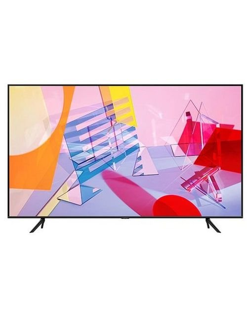 شاشة تلفزيون سامسونج سمارت كيو-ليد 65 بوصة 4K، واي فاي 5، طراز Q60T