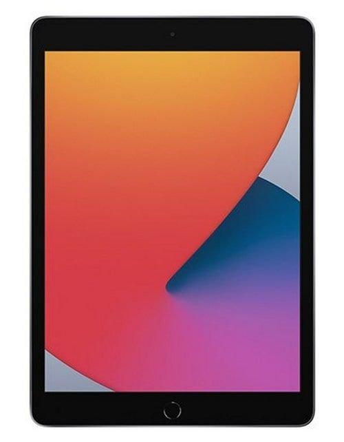 آبل آيباد 8 شاشة 10.2 بوصة، 128 جيجابايت، واي فاي، لون رمادي