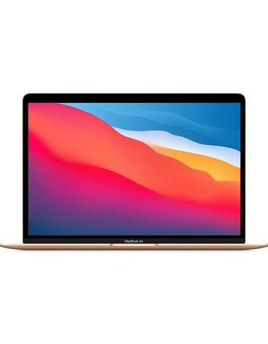 Apple MacBook Air 2020, 13.3 inch, 256GB, SSD, 8GB RAM, Gold