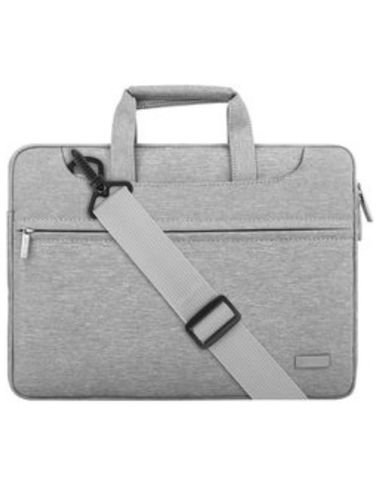 Mosiso laptop shoulder Bag made of fabric and polyester