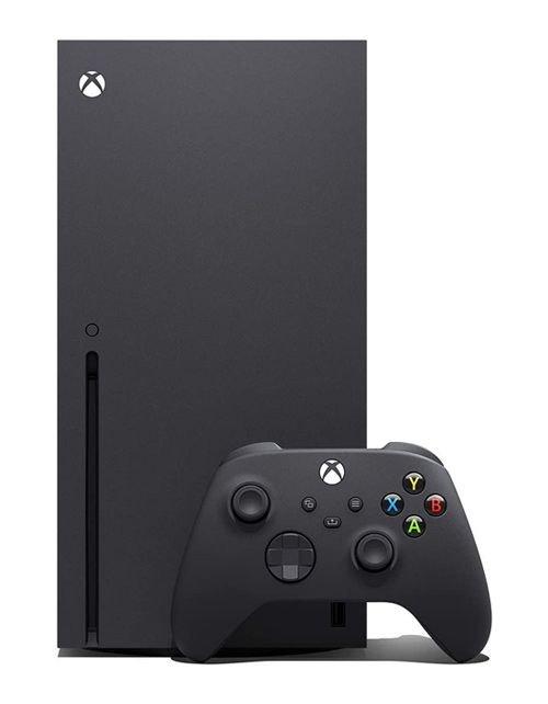 Xbox Series X, Black