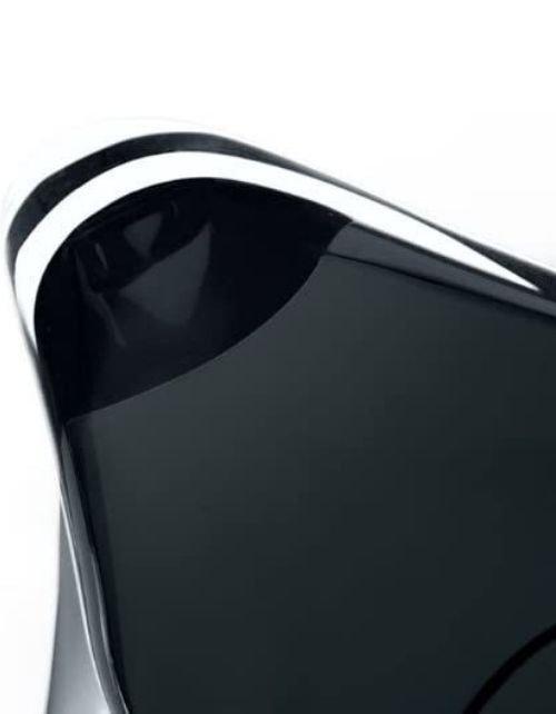 غلاية ماء براون سوميلير WK600، ستانلس ستيل، 1.7 لتر، 2200 واط، أسود فضي
