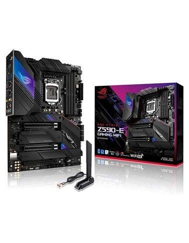 Asus ROG Strix Z590-E Gaming, WiFi, ATX, Intel 10/11 Gen, PCIe 4.0