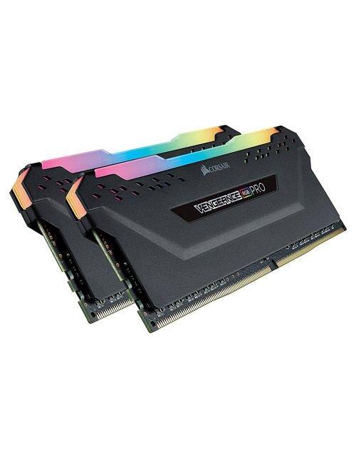 رام كمبيوتر 16 جيجا بايت RRD4 (2x8) كورسير فينجيناس برو، 3000 ميجا هرتز، أسود | CMW16GX4M2D3000C16