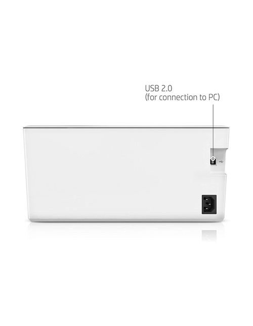 طابعة ليزرية اتش بي ليزر جيت برو M15w، أحادية اللون، وايفاي، لون أبيض، موديل W2G51A