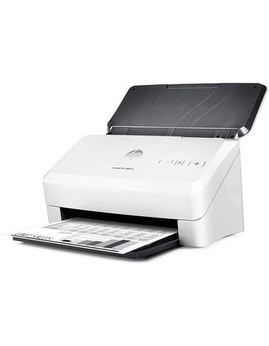 HP Scanjet Pro 3000 s3 Scanner, Wi-Fi, USB, White
