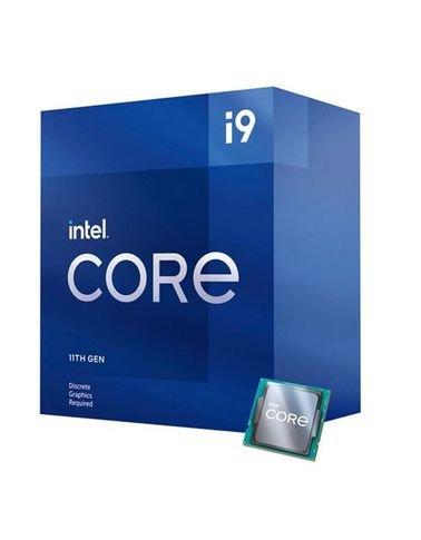 Intel 11th Gen Core i9-11900F, 8 Cores, 5.2 GHz Max Turbo, 16MB Cache, LGA 1200