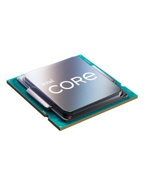 معالج كمبيوتر مكتبي إنتل كور آي 9 الجيل الحادي عشر i9-11900F، ثماني النواة، سرعة توربو 5.2 جيجا هرتز