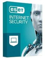 برنامج انتي فايروس ايسيت نود32 انترنت سكيوريتي، كود رقمي، ، عام واحد، جهازان