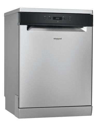 Whirlpool Dishwasher 8 Programs 14 Place storage
