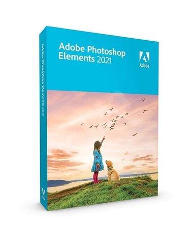 Adobe Photoshop Elements 2021, 64 Bit, Digital Copy, onetime purchase