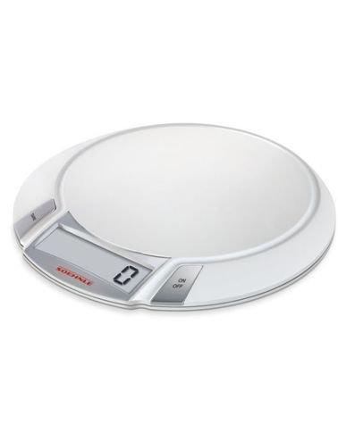 Olympia Plus Kitchen Scale, Digital, 5Kg, White