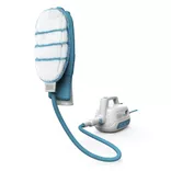 Handheld Steam Mop Black & Decker SteaMitt Pro 1000 Watts White Blue