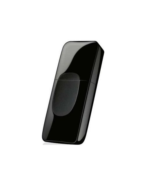 محول لاسلكي تي بي لينك، يو اس بي، 300 ميجابت، لون أسود