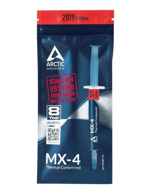 معجون حراري للمعالج MX-4 من أركتيك، 4 جرام، إصدار 2019