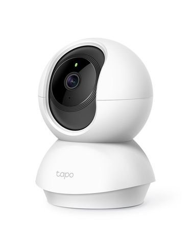 كاميرا مراقبة منزلية تي بي لينك Tapo C200، وايفاي، 360 درجة، فول اتش دي
