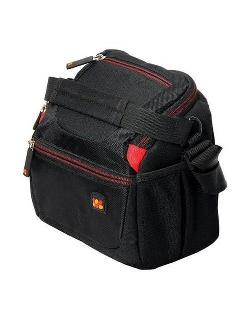 حقيبة كاميرا كتف بروميت هاندي باك إس 1، قياس صغير، تدعم كاميرات DSLR، لون أسود