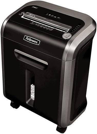 آلة تمزيق الورق فيلوز باورشريد كروس، تقطيع الأقراص المدمجة والدبابيس وبطاقات الإتمان، 16 قطعة