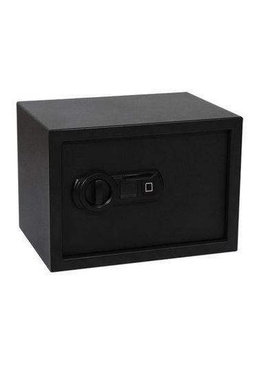 خزنة إلكترونية كلاس برو، تعمل بالبصمة، 43x37.5x37.5 سم، لون أسود