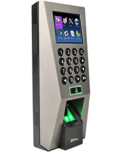 ZKTeco Full Time Attendance Monitor, 3000Fingerprints, 5000Cards, Color LCD Screen