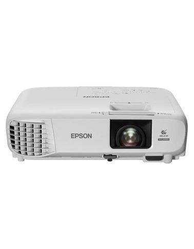 Epson EB-U05 Projector, 3400 Lumen, Wi-Fi, White
