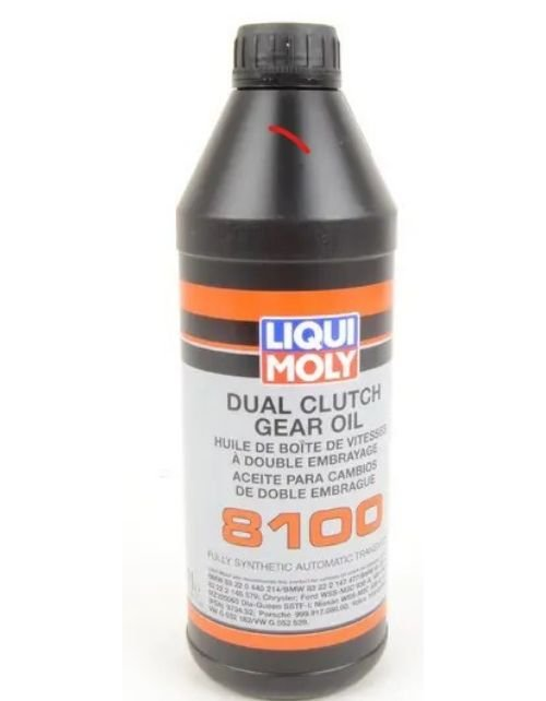 Liqui Moly Dual Clutch Transmission Oil, 1 Liter