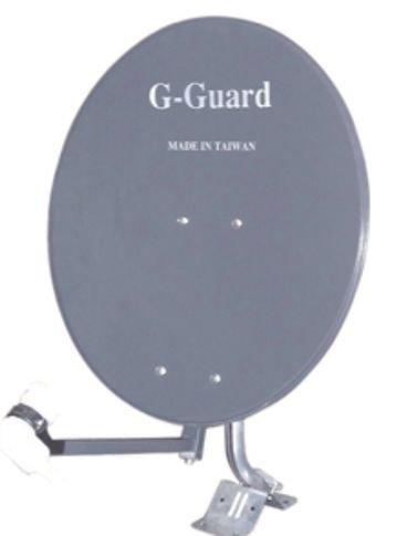 G-Grad satellite dish 90cm, Ku band signal gain 12.7GHz 39.6dB, with Stand