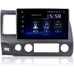 شاشة أندرويد لمس كار ستار لسيارة هوندا سيفيك 2006-2010، مقاس 9.9 بوصة، جي بي إس