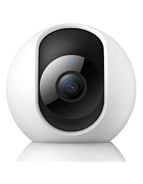 كاميرا مراقبة ذكية شاومي، 360 درجة، دقة 1080، أبيض