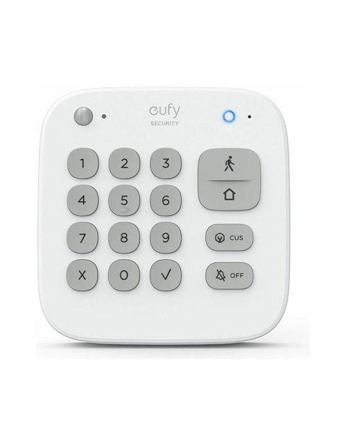 نظام حماية المنزل الذكي من يوفي، لوحة مفاتيح، مستعشرات حركة ودخول، وايفاي