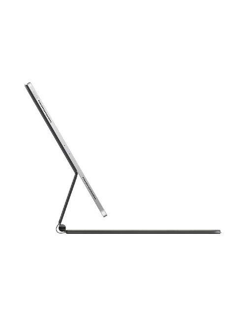 لوحة مفاتيح آبل ماجيك للآيباد برو، الجيل الرابع 12.9 بوصة، أحرف عربية، أسود