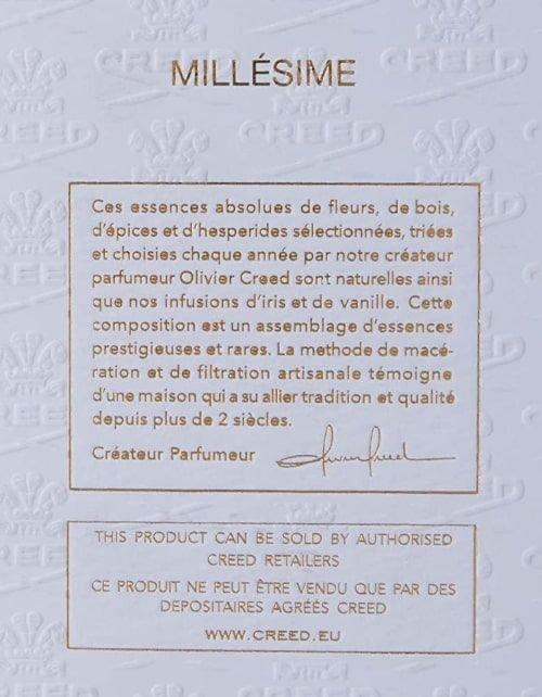 عطر رويال برنسيس عود للنساء ميليزيم من كريد، أو دو بارفان، 75 مل