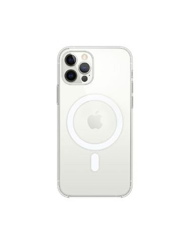 Apple Clear Case, iPhone 12/ 12 Pro, MagSafe