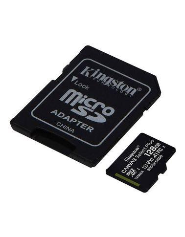 Kingston micSDXC Canvas Select Plus, 128GB, 100MB/s speed