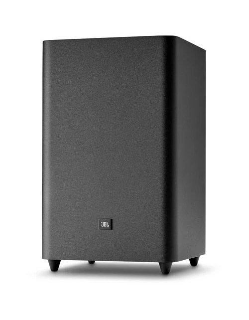مكبر صوت جي بي إل بار 2.1، سبووفر، بلوتوث، لون أسود
