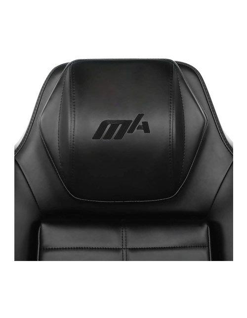 كرسي ألعاب دي إكس ريسر ماستر، لون أسود