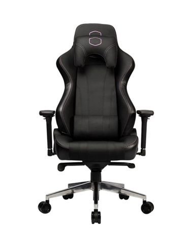 Cooler Master Caliber X1 Gaming Chair, Adjustable, Black