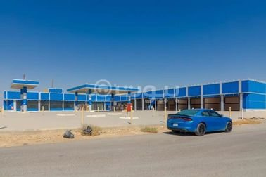 Station for Sale, 3900 SQM, Dirab, West of Riyadh