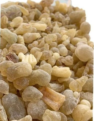 Omani Frankincense from Oud Zayed, chewable, 125g