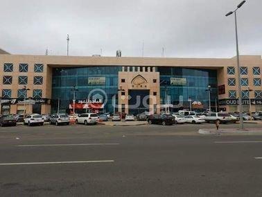 Showrooms for Rent, 3515 SQM. Al Zahraa, North Jeddah
