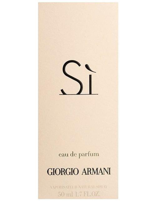 عطر سي من جورجيو أرماني للنساء، أو دي بارفان، 50 مل